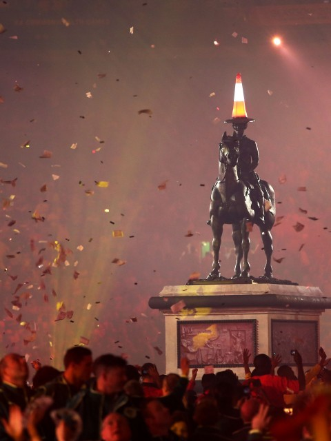 Opening ceremony (Chris Jackson/Getty Images)