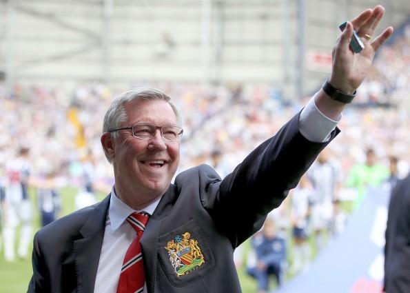 Sir Alex Ferguson, 2013 (Nick Potts/PA Wire)