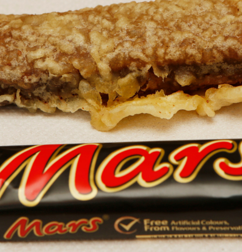 Deep fried Mars Bar (Danny Lawson / PA Wire)