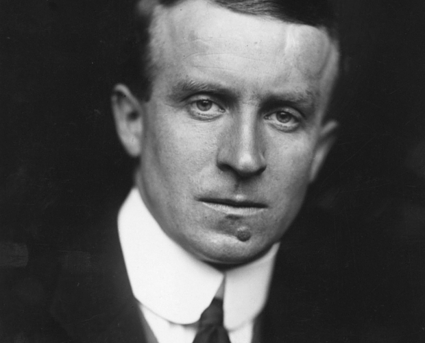 Scottish novelist and statesman John Buchan (Getty Images)