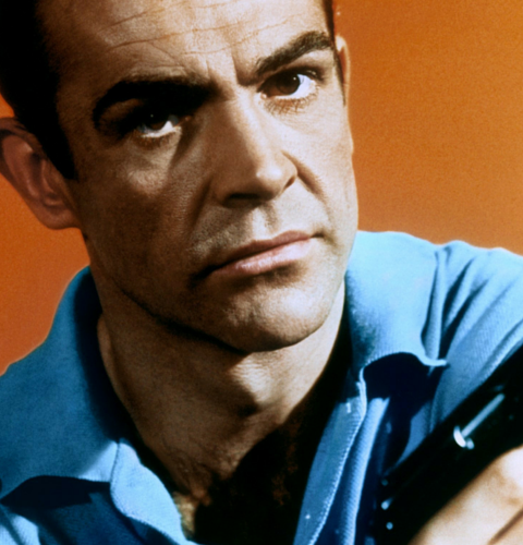 Sean Connery debuts as Bond