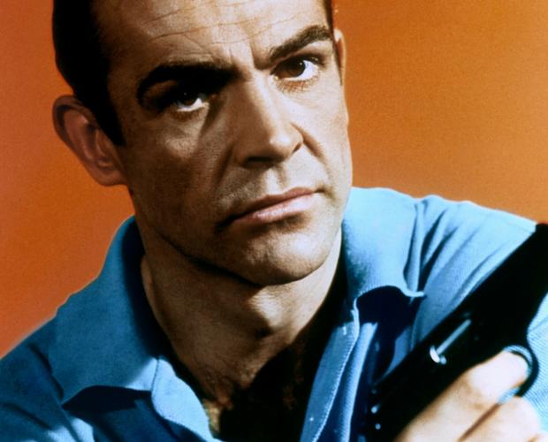 Sean Connery debuts as Bond