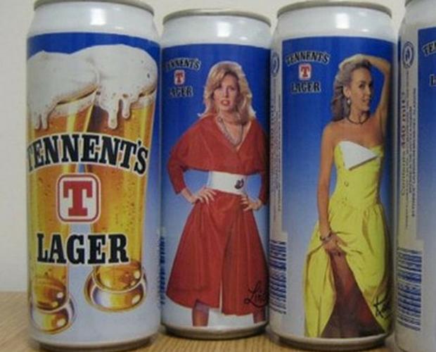 Tennent's Lager Lovelies