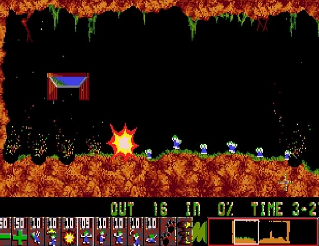 lemming game