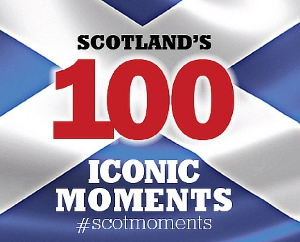 Scotland's 100 Iconic Moments