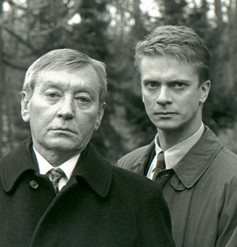 Cast of Taggart
