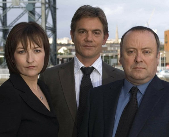 Cast of Taggart, 2011 (PA)