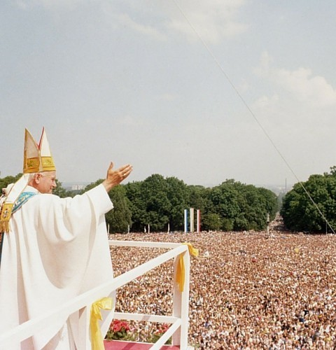 Pope John Paul II Visit to Scotland, June 1982