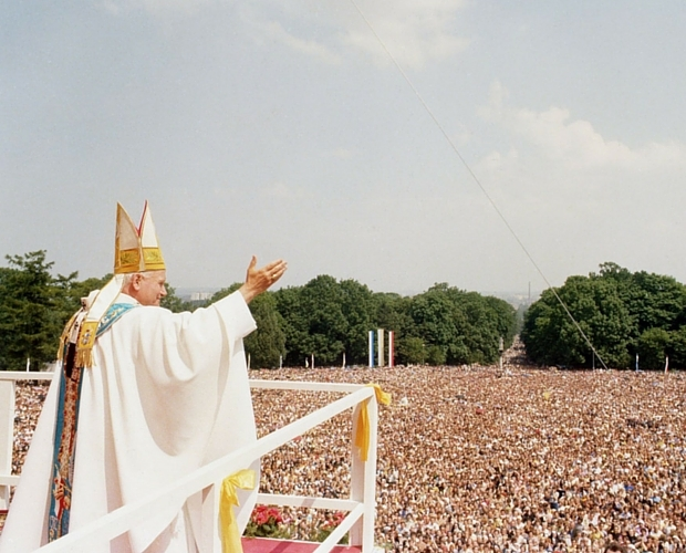 Pope John Paul II Visit to Scotland, June 1982