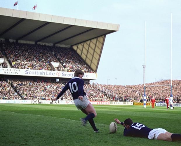 Scotland v England, 1990