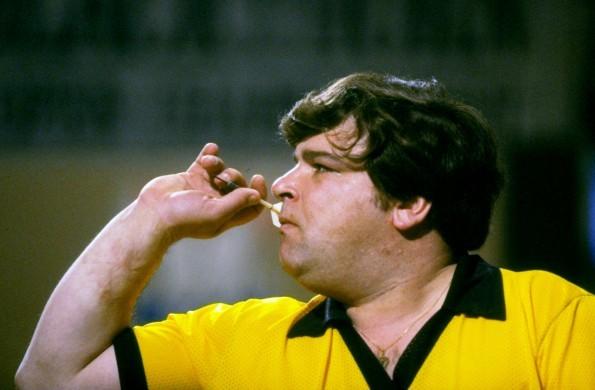 Jocky Wilson (Bob Martin/Allsport)